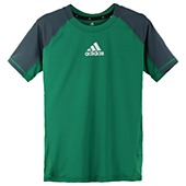 image: adidas Strength and Conditioning Short Sleeve Tee Q12294