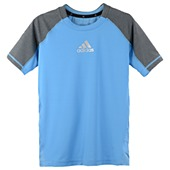 image: adidas Strength and Conditioning Short Sleeve Tee Q12295