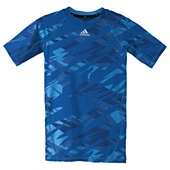 image: adidas March Madness Impact Camo Tee Q12329