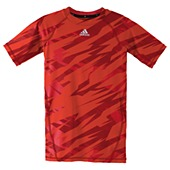 image: adidas March Madness Impact Camo Tee Q12330
