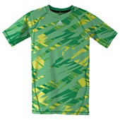 image: adidas March Madness Impact Camo Tee Q12332