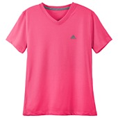 image: adidas Ultimate V-neck Tee Q12515