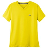 image: adidas Ultimate V-neck Tee Q12518