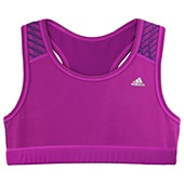 image: adidas Techfit Printed Bra Top Q12530