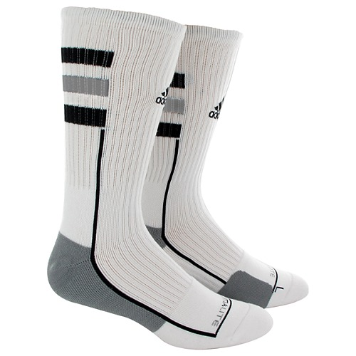 image: adidas Team Speed Crew Socks XL 1 Pair Q18806