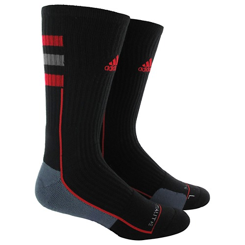 image: adidas Team Speed Crew Socks Large 1 PR Q18909