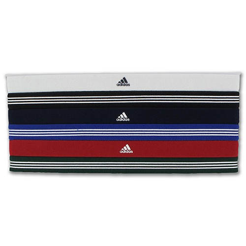 image: adidas Sidespin Hairbands Q18950