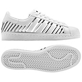 image: adidas Superstar 80s Cutout Shoes Q20387