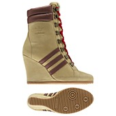 image: adidas Jeremy Scott Hiking Wedge Shoes Q22917
