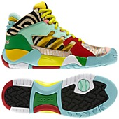 image: adidas Jeremy Scott Street Ball Shoes Q23513