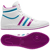 image: adidas Top Ten Hi Sleek Shoes Q23606