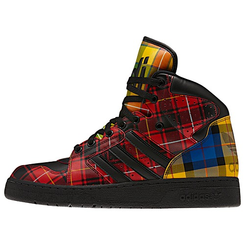 image: adidas Jeremy Scott Instinct Hi Shoes Q23667