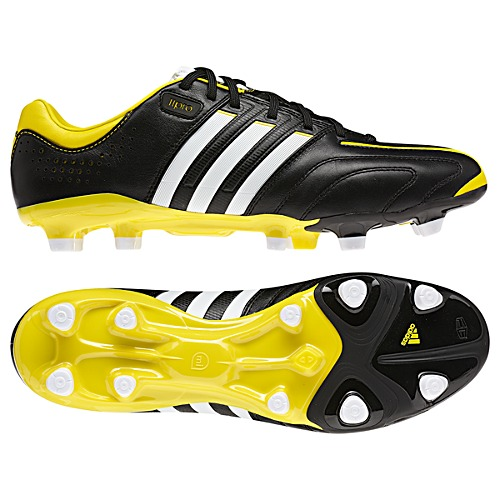 image: adidas Adipure 11Pro TRX Leather FG Cleats Q23804