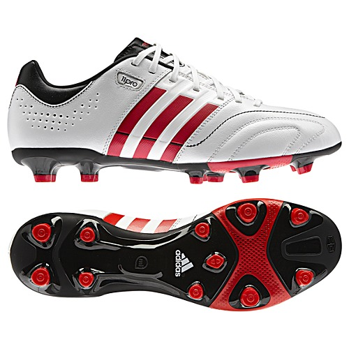 image: adidas 11Core TRX Leather FG Cleats Q23815