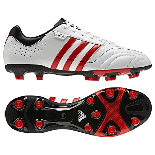 image: adidas 11Nova TRX Leather FG Cleats Q23829