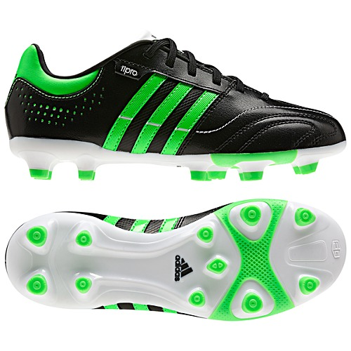 image: adidas 11Nova TRX Leather FG Cleats Q23833