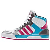 image: adidas BBNEO Raleigh Mid Shoes Q26248
