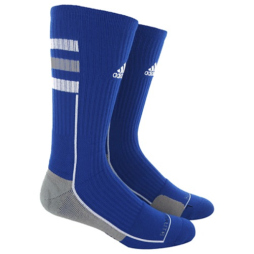 image: adidas Team Speed Impact Crew Socks Medium 1 Pair Q30524