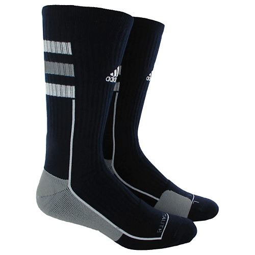 image: adidas Team Speed Crew Socks Large 1 PR Q30572