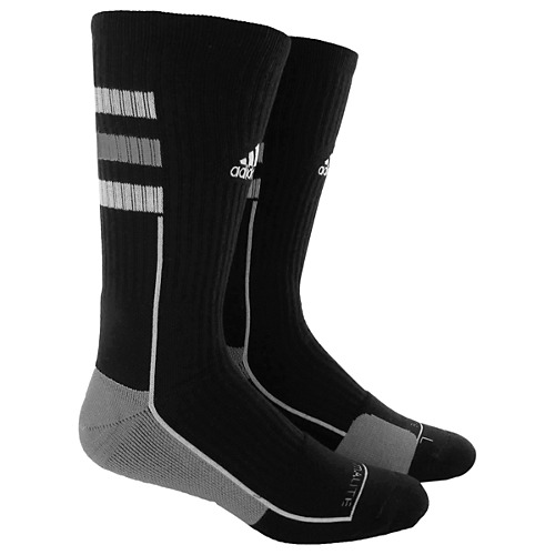 image: adidas Team Speed Crew Socks Large 1 PR Q30610