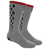 image: adidas D Rose Crew Socks Large Q30845