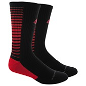 image: adidas Team Speed Vertical Crew Socks Large 1 PR Q30891