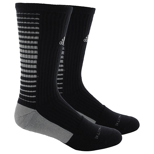 image: adidas Team Speed Vertical Crew Socks Large 1 PR Q30894