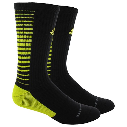 image: adidas Team Speed Vertical Crew Socks Large 1 PR Q30897