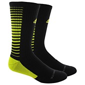 image: adidas Team Speed Vertical Crew Socks Medium 1 PR Q30900
