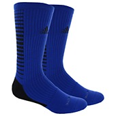 image: adidas Team Speed Vertical Crew Socks Large 1 PR Q30903