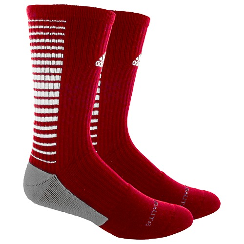 image: adidas Team Speed Vertical Crew Socks Large 1 PR Q30907