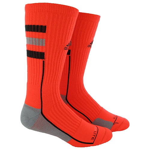 image: adidas Team Speed Crew Socks Large 1 PR Q31136