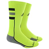 image: adidas Team Speed Crew Socks Large 1 PR Q31140
