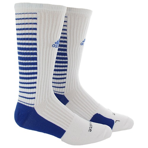 image: adidas Team Speed Vertical Crew Socks Large 1 PR Q31174