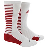 image: adidas Team Speed Vertical Crew Socks Large 1 PR Q31185