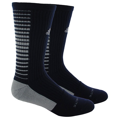image: adidas Team Speed Vertical Crew Socks Medium 1 PR Q31355