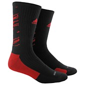 image: adidas Team Speed Impact Crew Socks Large 1 Pair Q31369