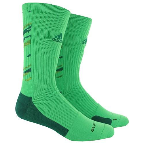 image: adidas Team Speed Impact Crew Socks Medium 1 Pair Q31398