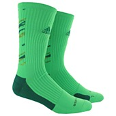 image: adidas Team Speed Impact Crew Socks Large 1 Pair Q31401