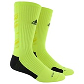 image: adidas Team Speed Impact Crew Socks Large 1 Pair Q31405
