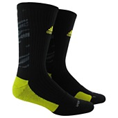 image: adidas Team Speed Impact Crew Socks Large 1 Pair Q31408