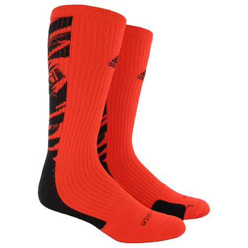 image: adidas Team Speed Impact Crew Socks Large 1 Pair Q31422