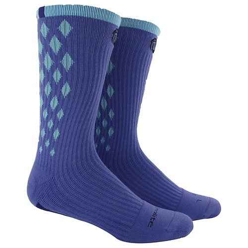image: adidas D Rose Crew Socks Large Q31436