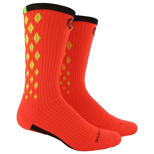 image: adidas D Rose Crew Socks Large Q31438