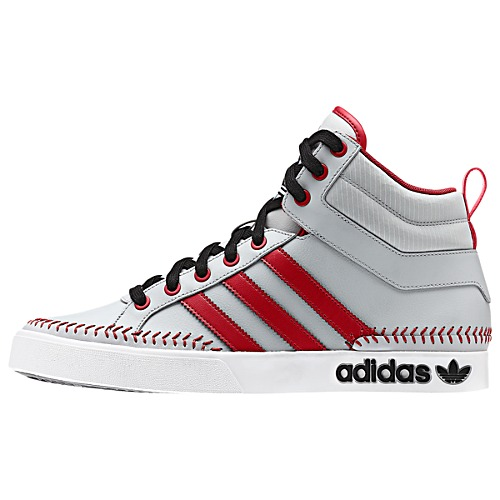 image: adidas Top Court Hi Shoes Q32537