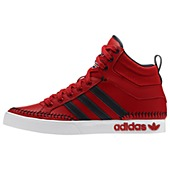 image: adidas Top Court Hi Shoes Q32538