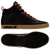 image: adidas Top Court Hi Shoes Q32586