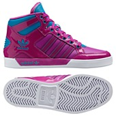 image: adidas Hard Court Hi Shoes Q32637