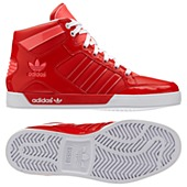 image: adidas Hard Court Hi Shoes Q32638