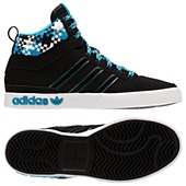 image: adidas Top Court Hi Shoes Q32854